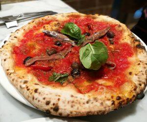 Cetarese, Pizza, Concettina ai Tre Santi, Ciro Oliva, Napoli