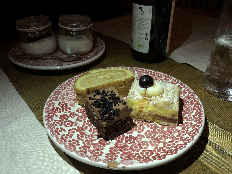 borgo egnazia, savelletri di fasano, la frasca, dessert