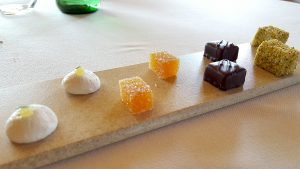 Petit fours. Dal Degan. Asiago