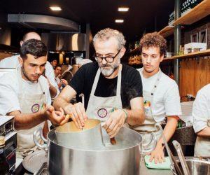 Missione 'Refettorio': Massimo Bottura apre a Torino
