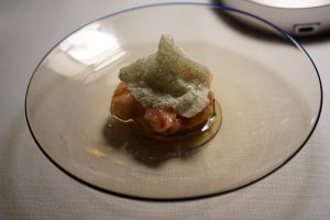 Appetizer, club del doge venezia
