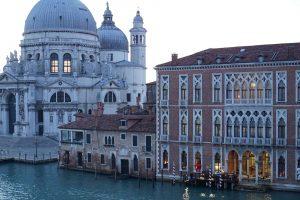 Vista , club del doge venezia
