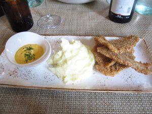 Filetti di pesce persico, Ratanà.