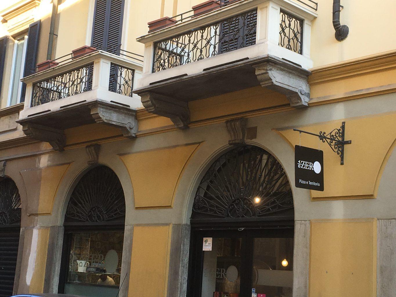 Ingresso, Da Zero, Milano