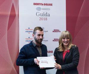 'Sorpresa dell'Anno': Bonaventura Maschio Premia Chef La Paglia alla Guida IG 2018
