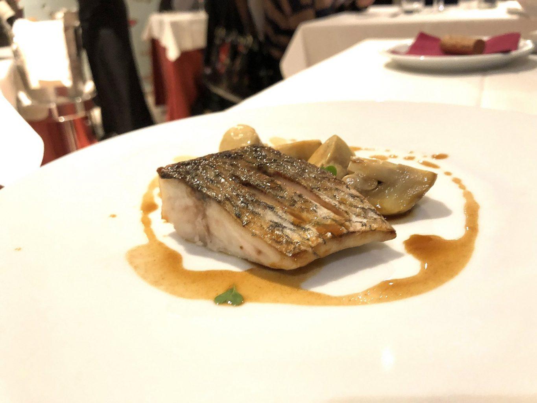 Ombrina e Champignon, La capannina ristorante casal borsetti