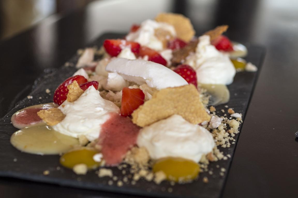 Dessert, Lamuella, Ibiza, Spagna