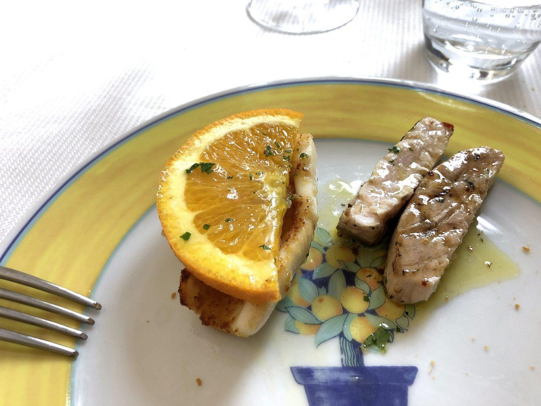 sicilia, scoglitti, sakkalleo, antipasto, calamaro