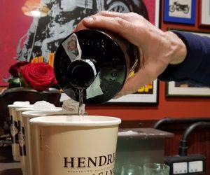 A SLICE OF UNUSUAL – IL 2018 FIRMATO HENDRICK'S GIN