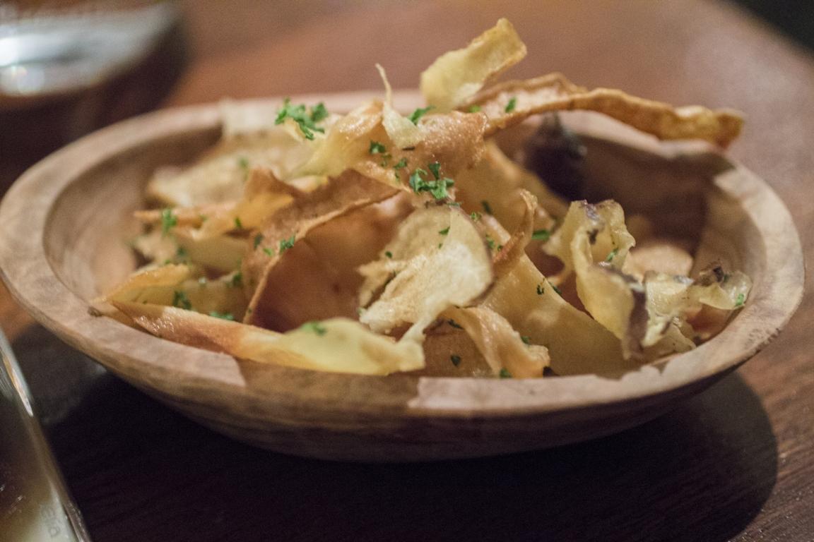 Chips,Loch Bay Isola di Skye