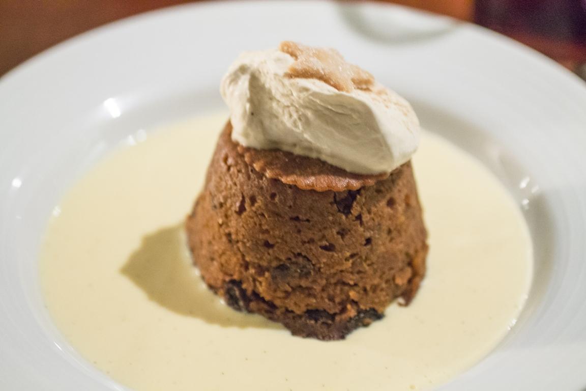 Dessert,Loch Bay Isola di Skye