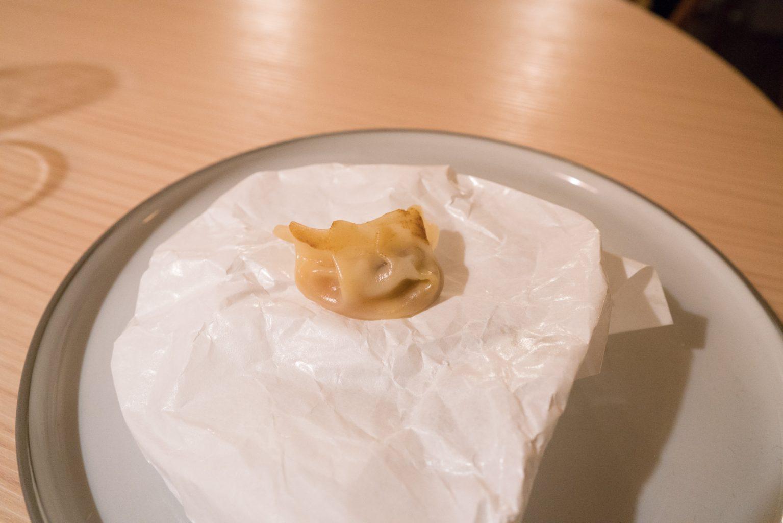 Dumpling, Ristorante AGA San Vito di Cadore