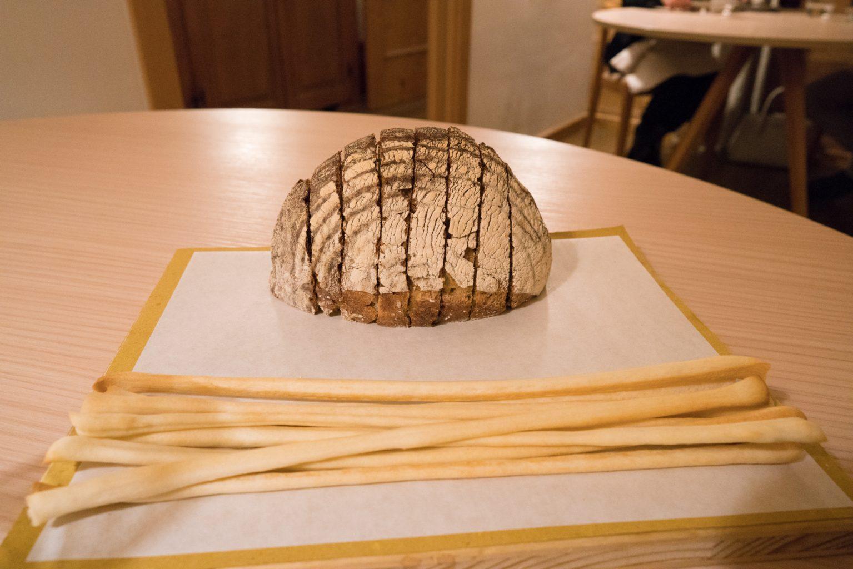 Pane, Ristorante AGA San Vito di Cadore