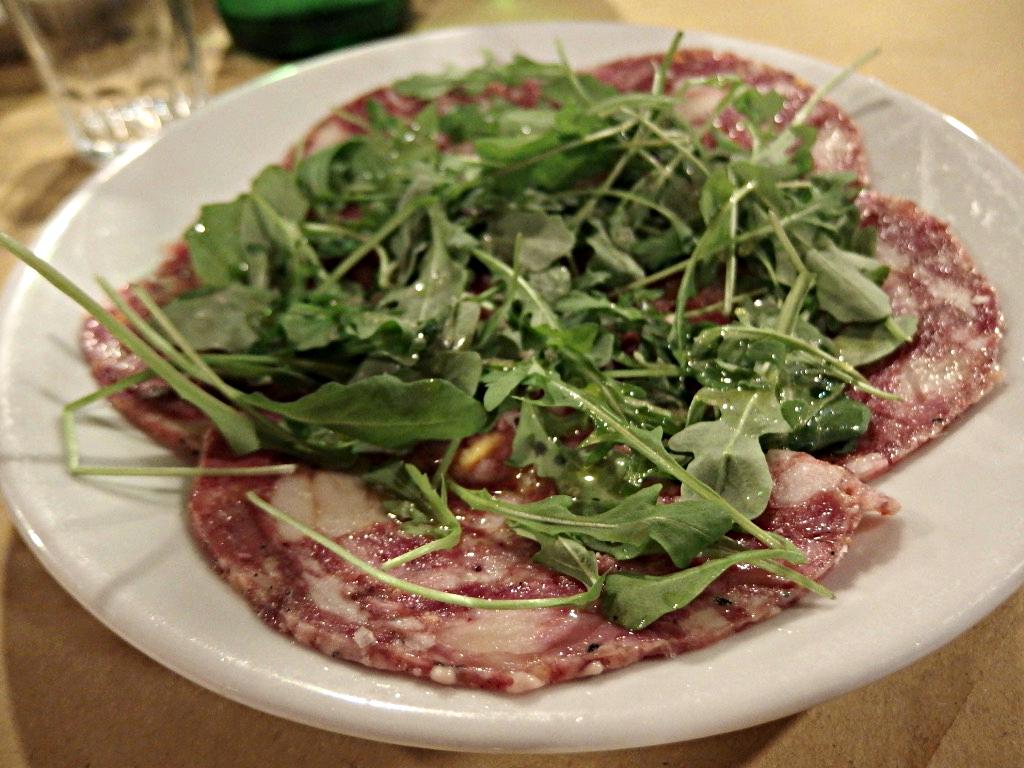 Osteria Bonelli, Coppa di testa artigianale in insalata