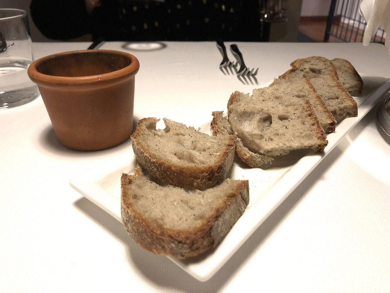 Ristorante Cous Cous, il pane