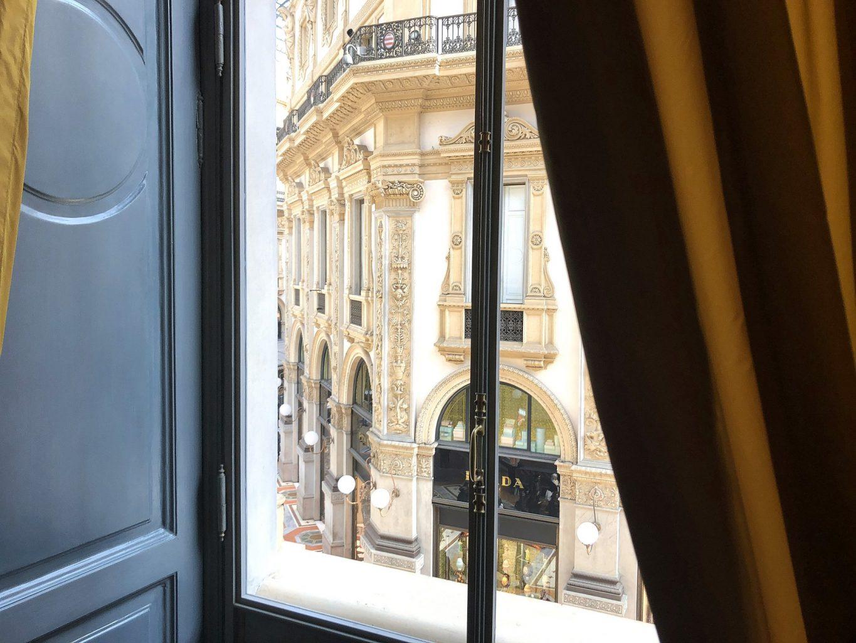 Cracco, Galleria Vittorio Emanuele II