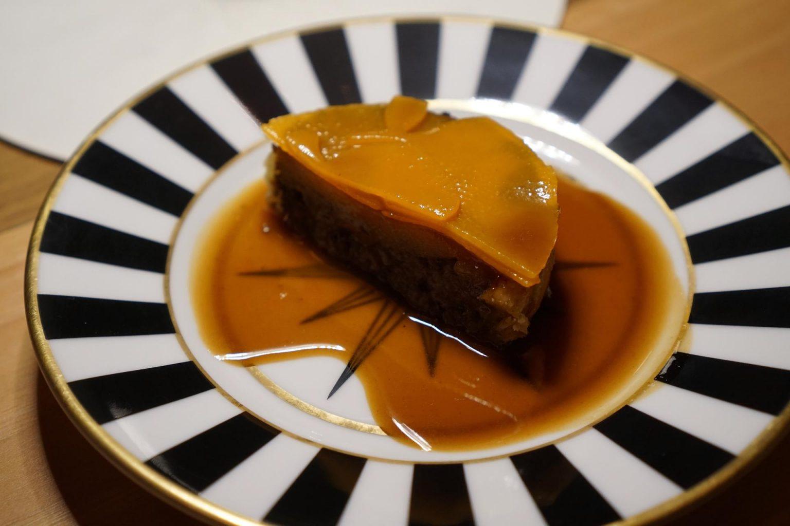 Francescana, Bottura, tarte