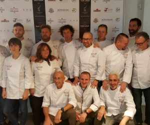 Il Dream Team di Fish & Chef sulle rive del Lago di Garda