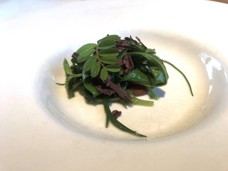 L'Argine a Vencò, chef Antonia Klugmann