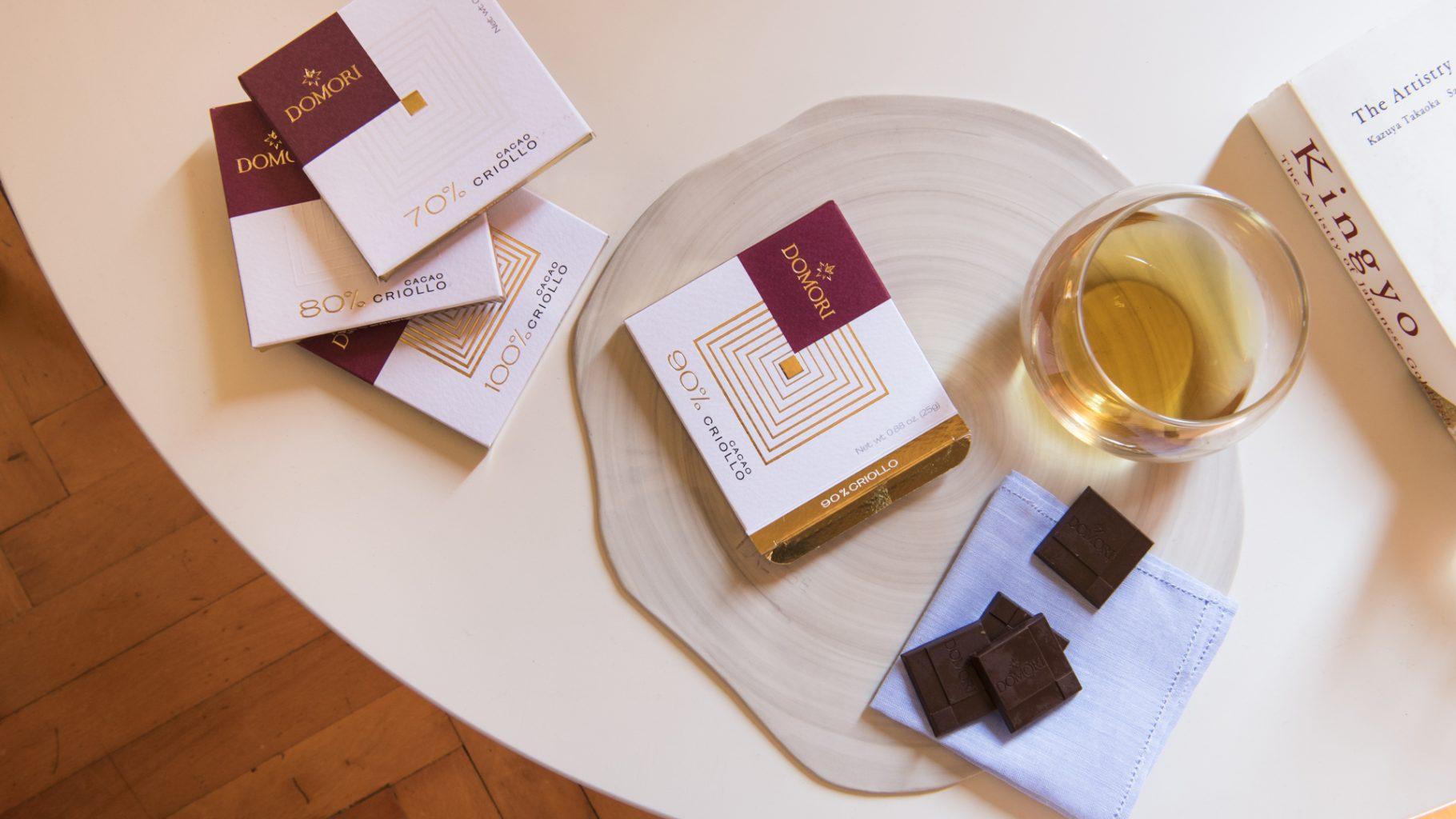 Cioccolato e distillati