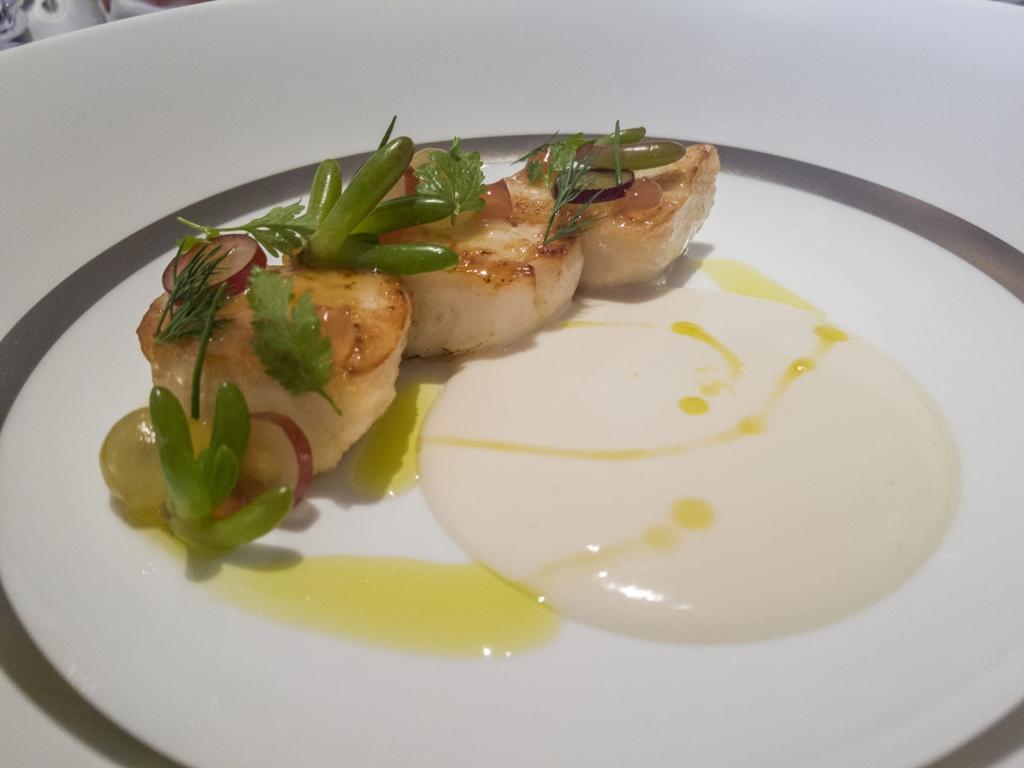 capesante,Restaurant Gordon Ramsay