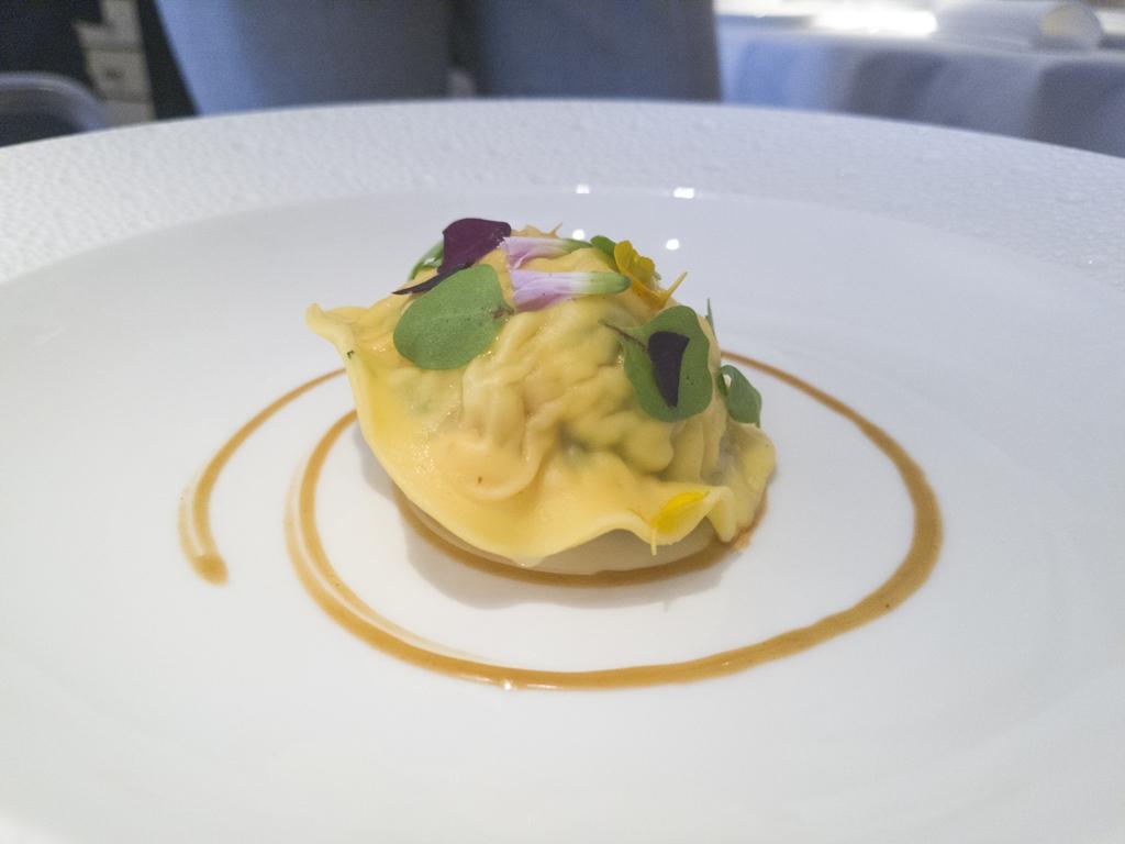Raviolo, Restaurant Gordon Ramsay