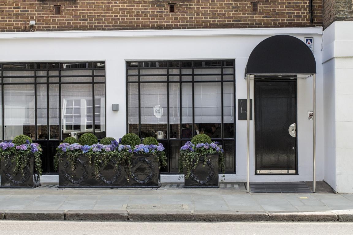 Restaurant Gordon Ramsay, Chelsea, Londra