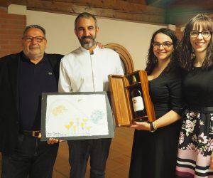 Mauro Buffo, chef del 12 Apostoli, vince il Premio Maculan