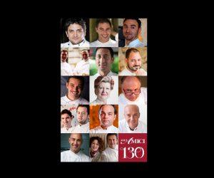 Agli Amici di Udine festeggia 130 anni con 13 chef stellati