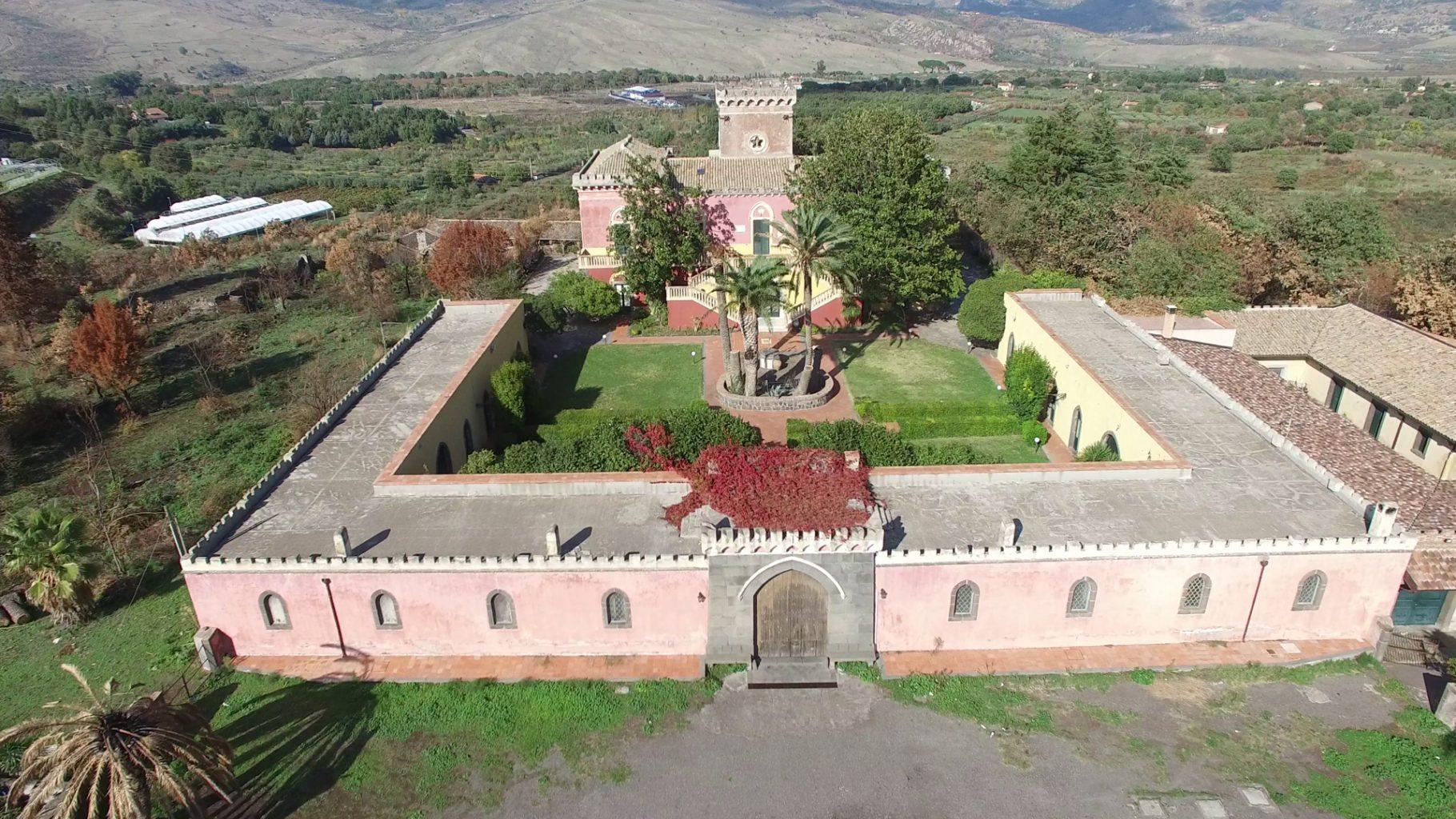 Le Contrade dell'Etna, Castello Romeo