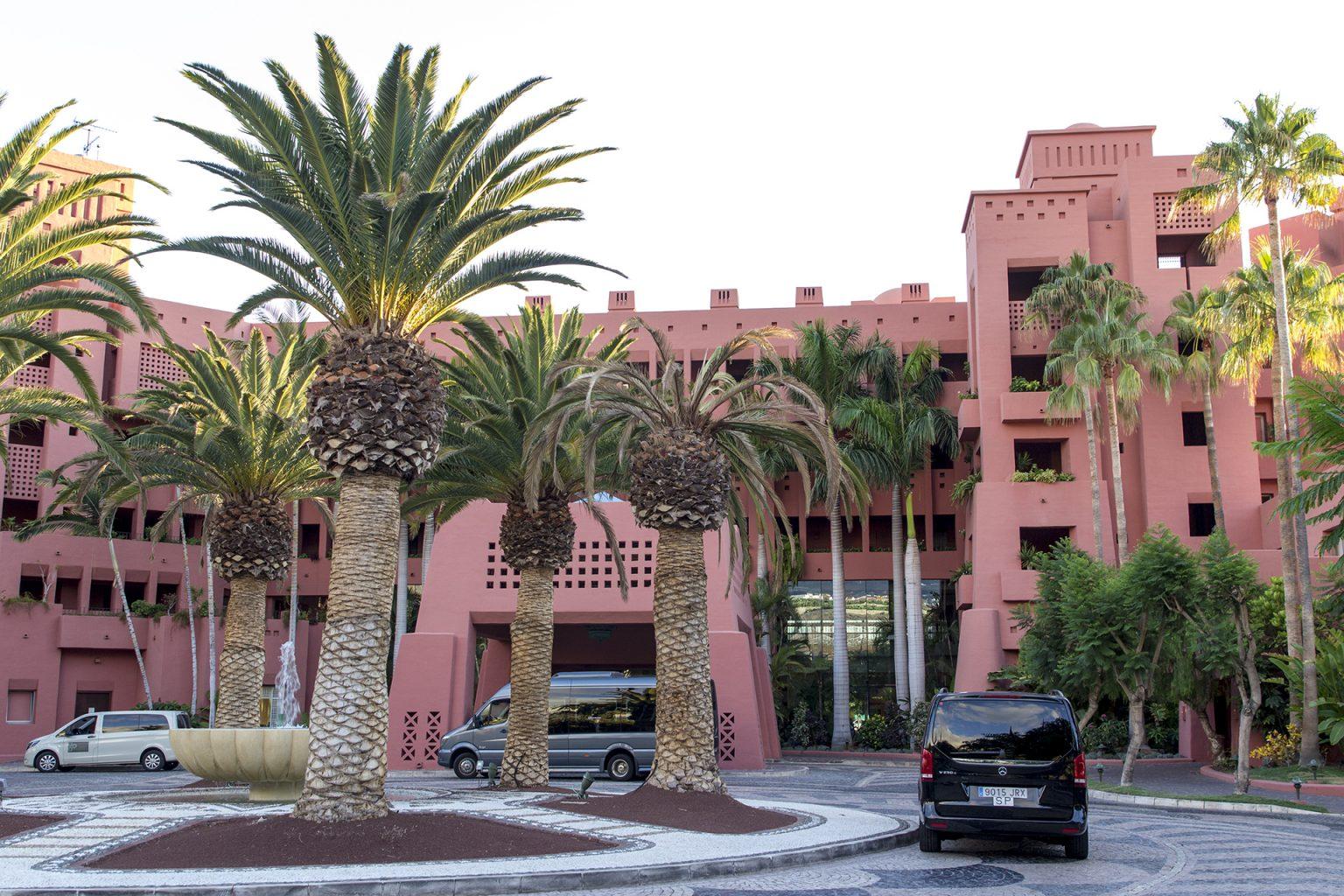 M.B Martin Berasategui, Tenerife, Canarie