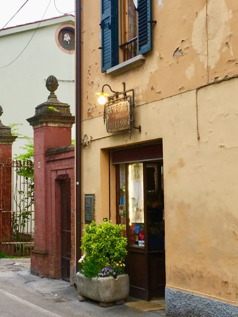 Osteria del Mirasole, San Giovanni in Persiceto