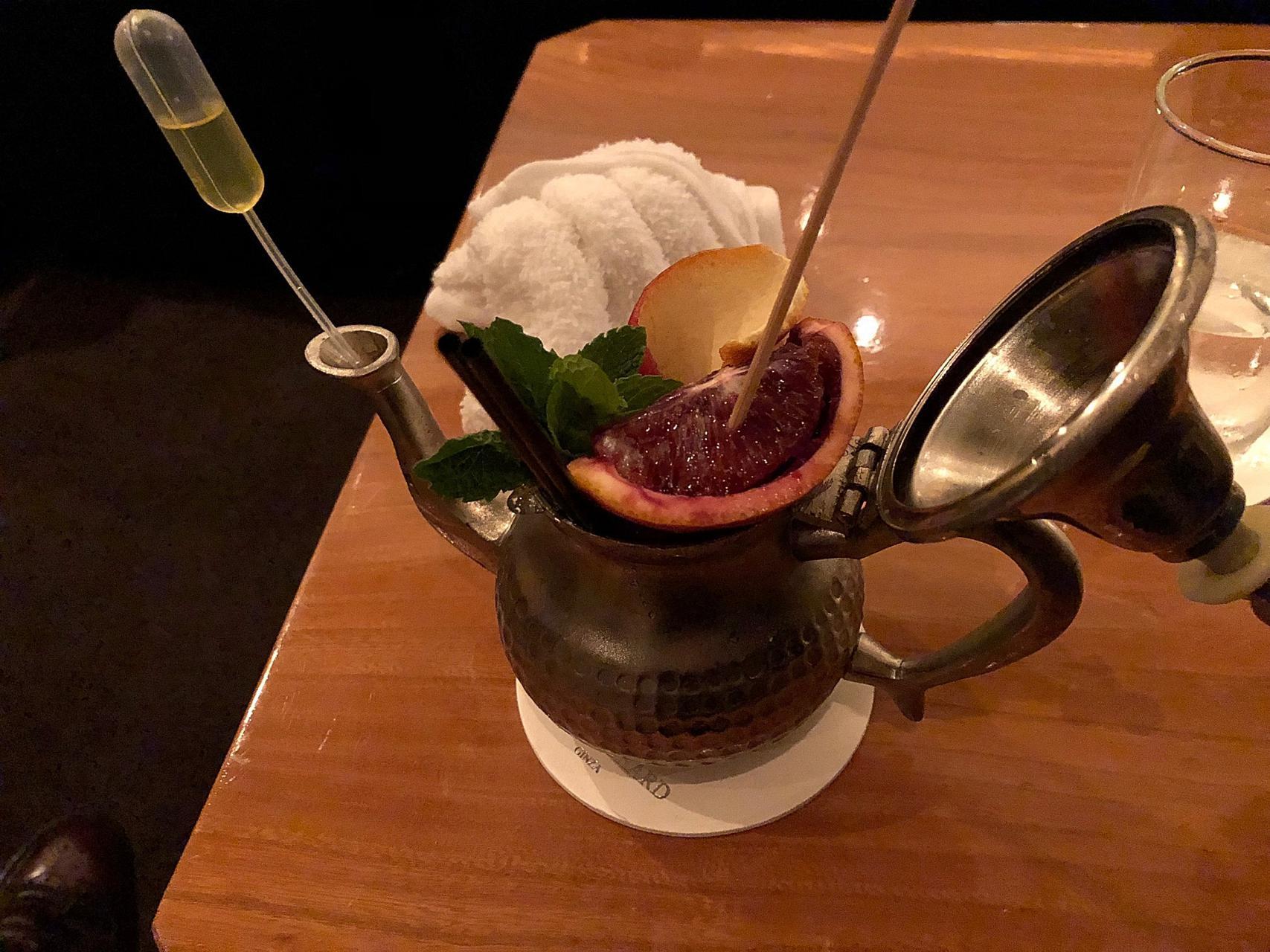 Tokyo, Cocktail, Orchard bar
