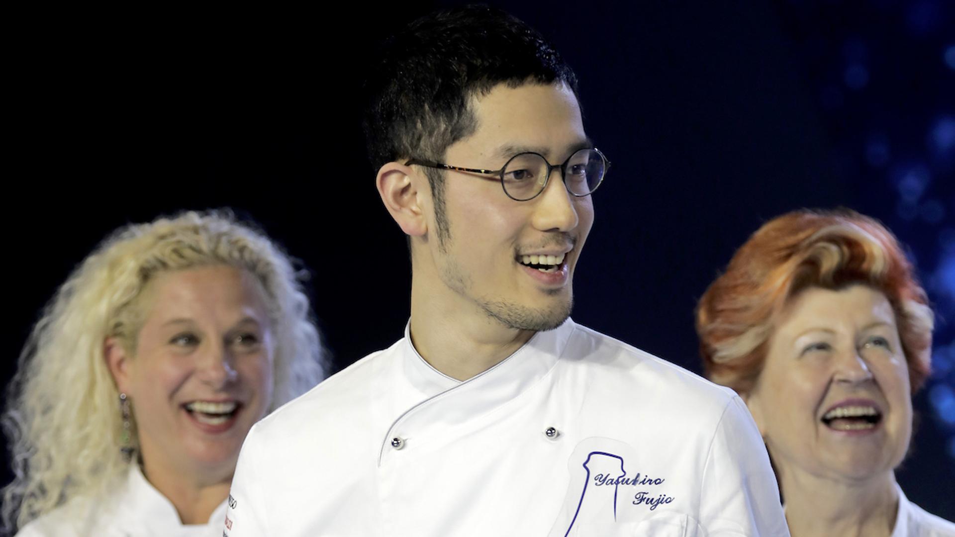Il giapponese Yasuhiro Fujio ha vinto il S.Pellegrino Young Chef