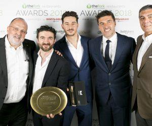 Antica Osteria il Ronchettino vince The Fork Restaurant Awards