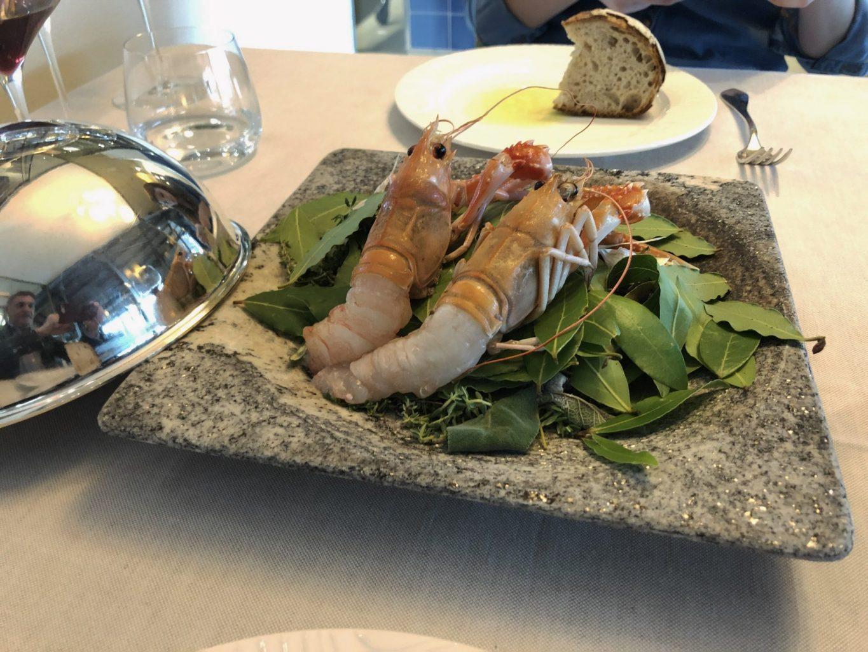 Scampi, Secondo Piatto, Marco Sacco, Mergozzo, Piccolo Lago
