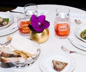 Negroni Week 2018, cocktail e food pairing per una giusta causa