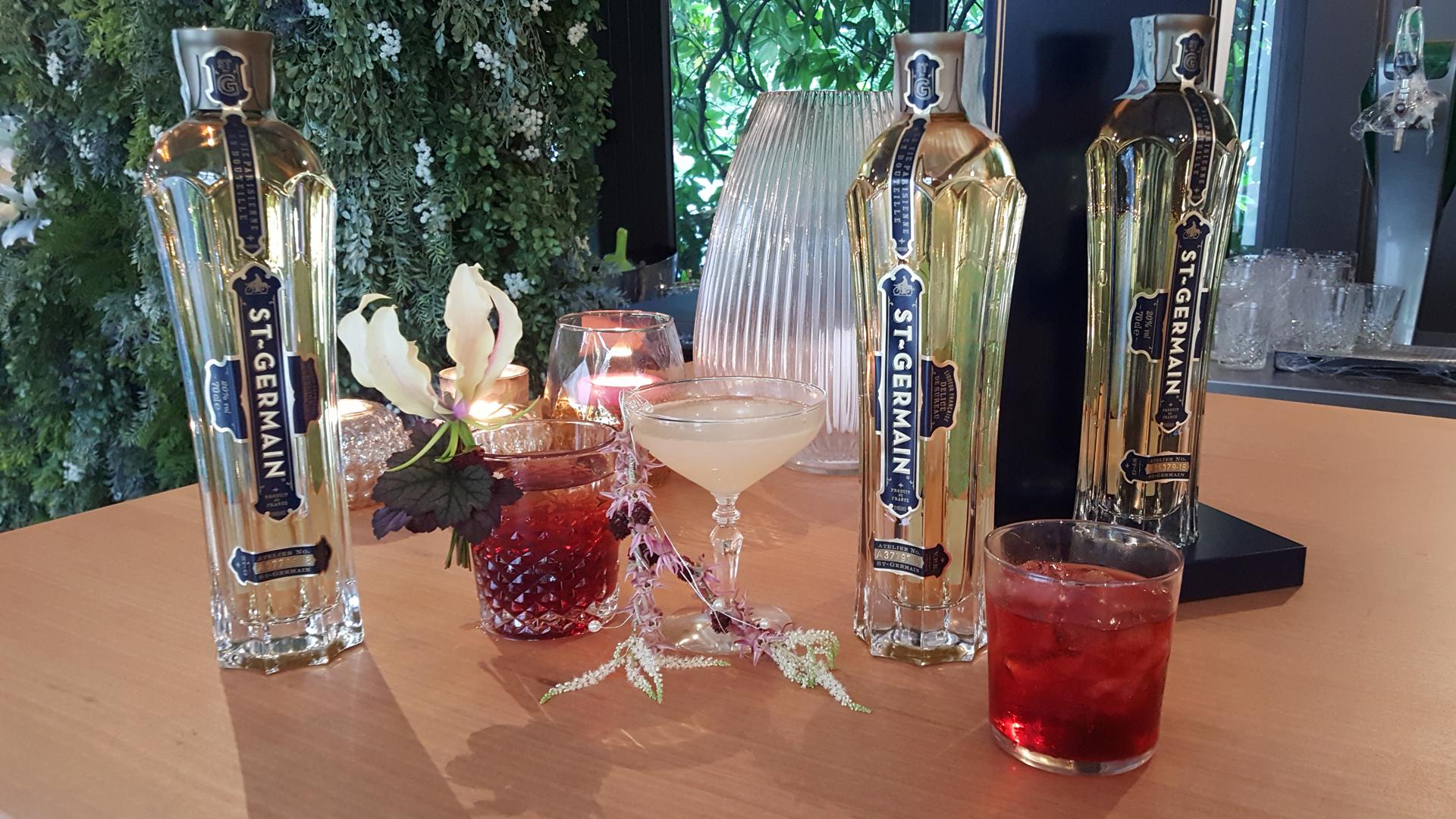 Il liquore St-Germain inaugura la sua prima maison in Italia