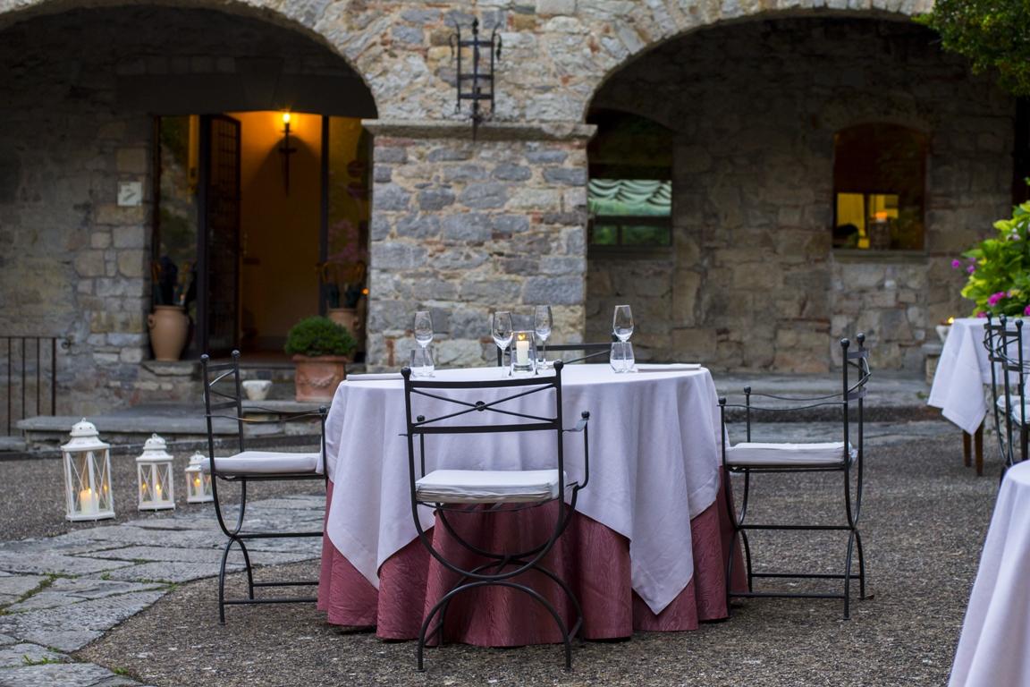 Castello di Spaltenna Il Pievano