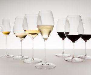 I nuovi calici per il vino di Riedel dedicati ai singoli vitigni
