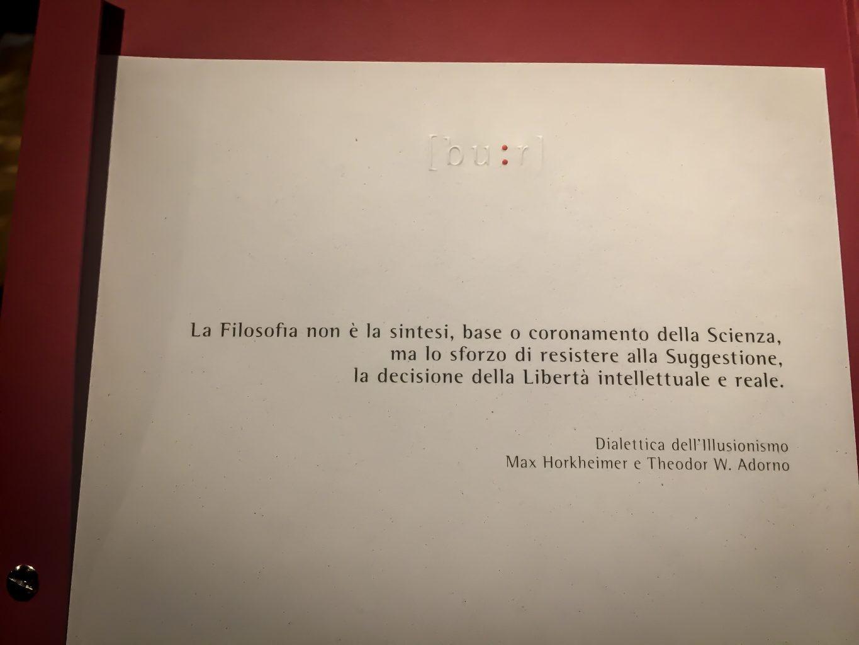 Bu:r Eugenio Boer Milano
