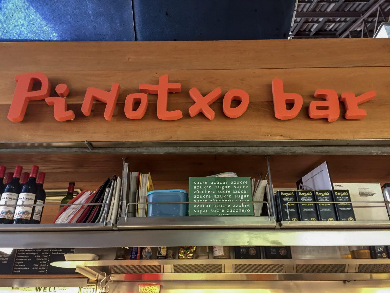 Pinotxo Bar Barcellona