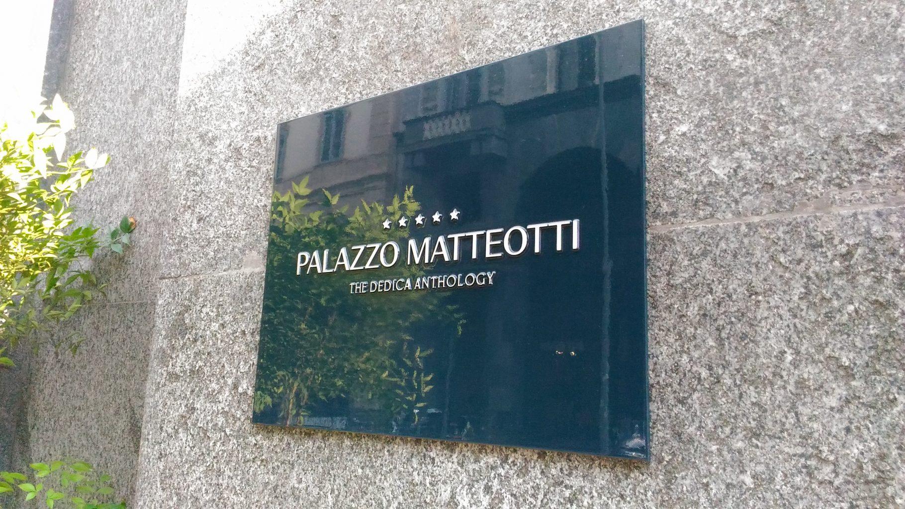 Palazzo Matteotti, Latitude 45
