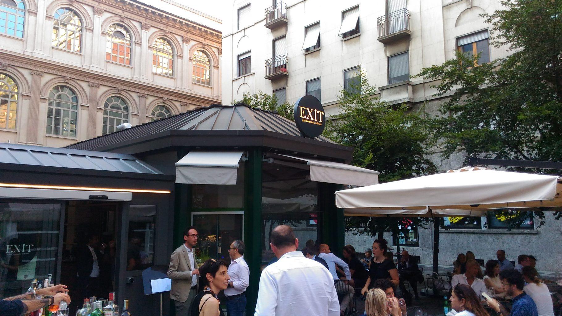 Exit e Comunità San Patrignano