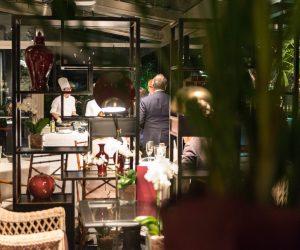 L'Hotel De La Ville per i suoi 60 anni inaugura La Veranda