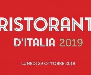 I premi della Guida Ristoranti d'Italia 2019 Gambero Rosso