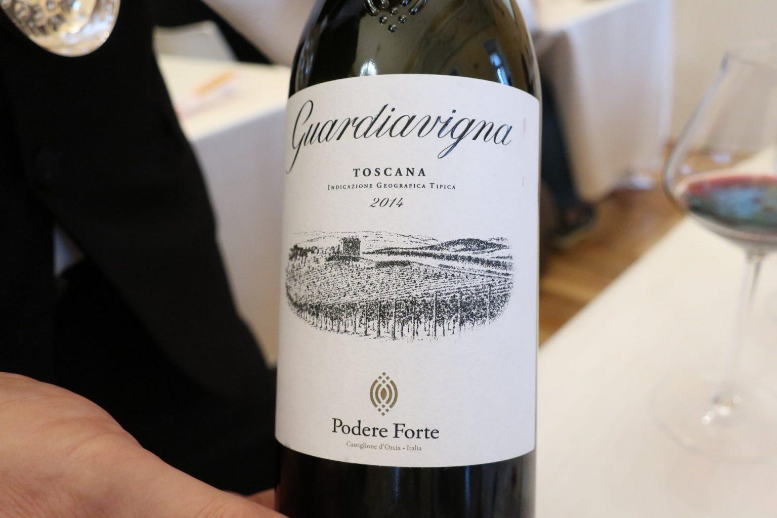 Podere Forte Milano Wine Week