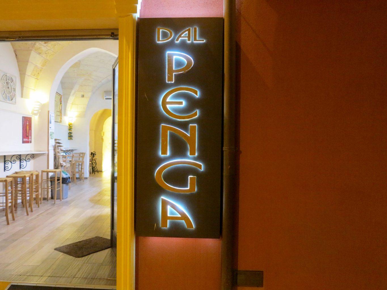 Dal Penga, Pizza, Lecce, Puglia