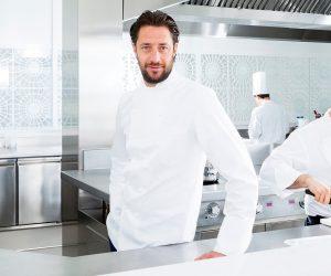 Il 17 novembre Luigi Taglienti cucinerà all'Academia Barilla