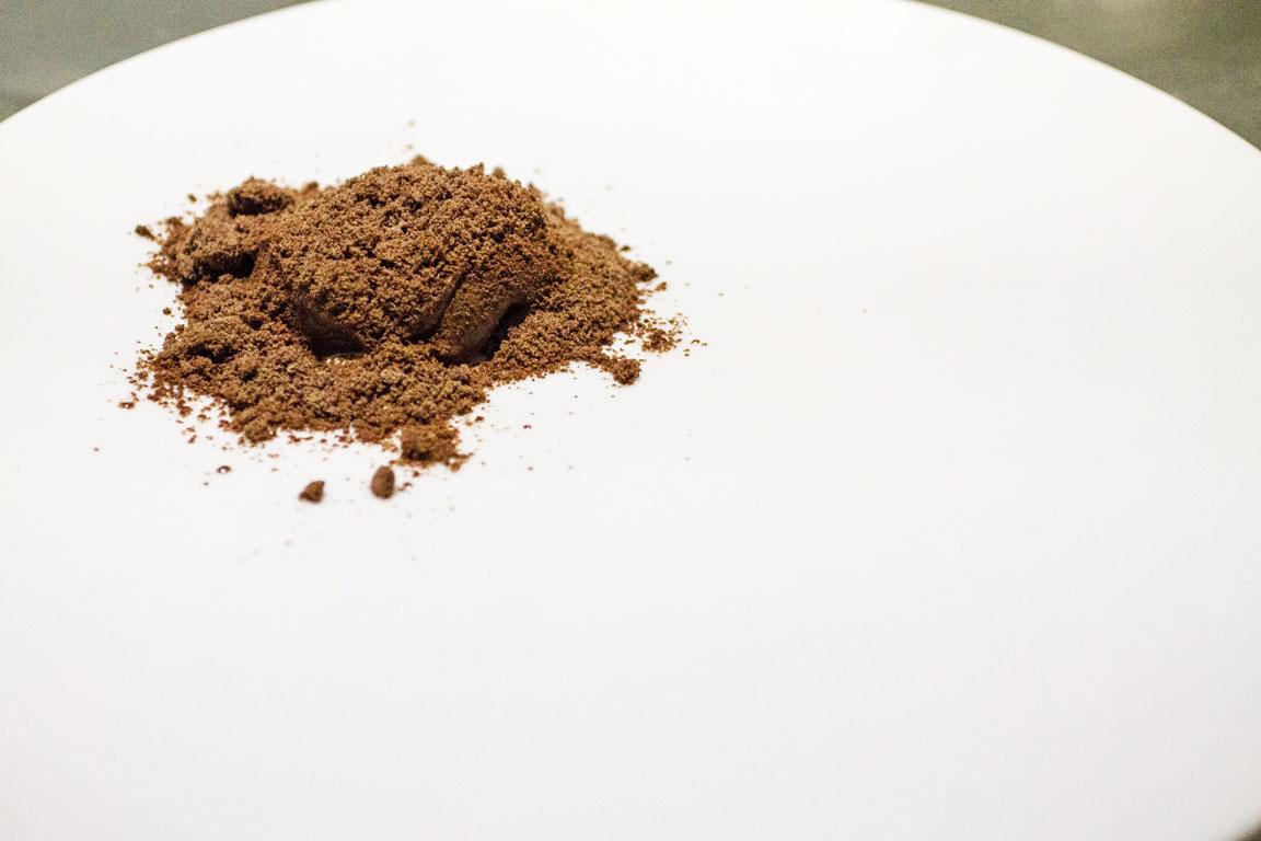 Cioccolato e yuzu, Enigma, Barcellona, Albert Adrià, Michelin